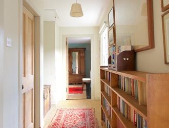 Callachally House Family Wing Hallway