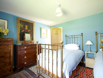 Callachally House, Twin Room
