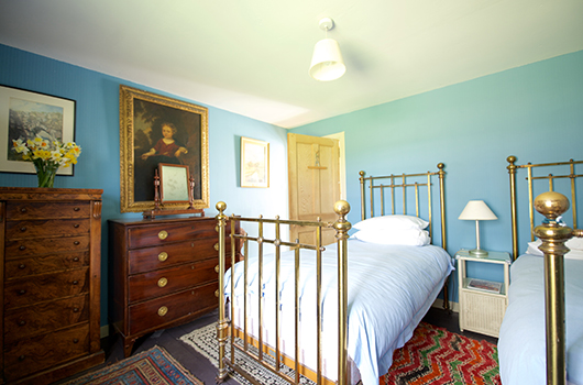 Callachally House, Twin Room